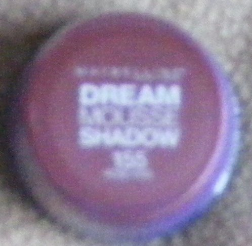 Maybelline DREAM MOUSSE Eye Shadow ROSE KISS #155 New!