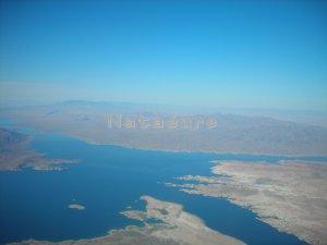 Aerial: Lake Mead 16x20