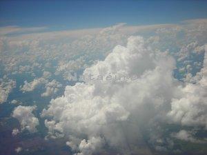 Aerial: Clouds 5 16x20