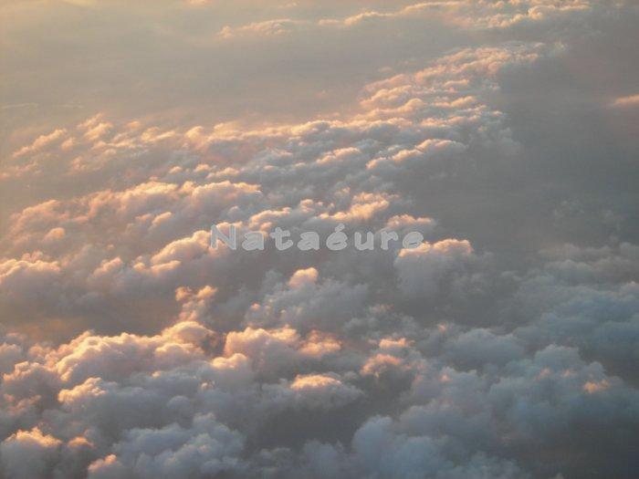 Aerial: Clouds 9 16x20
