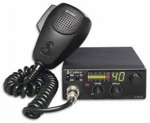 COMPACT COBRA 19DXIII 40 CHANNEL MOBILE CB RADIO - SALE