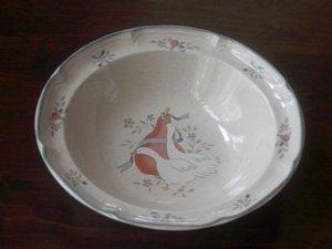 International China Marmalade Vegetable Bowl