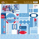 TLC HOT FUDGE Chill Out 12 x12 Kit