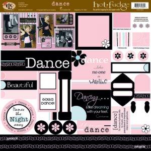 TLC HOT FUDGE Dance 12 x12 Kit