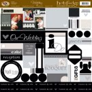 TLC HOT FUDGE Wedding 12 x12 Kit