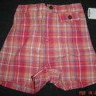 NWT 18M Lot Sonoma Shorts/Capris 3 Cute Pairs!