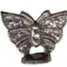 Butterfly  Pewter Mini Figurines Lot of 5