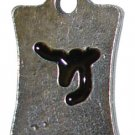 Capricorn Pewter Charm One Each