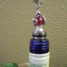 Red Dragon Pewter Wine  Bottle Stopper
