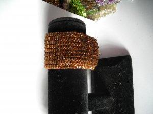 Topaz Color Bracelet Velcrow Closer