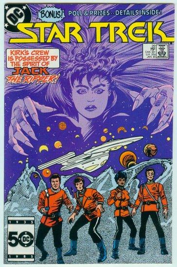 Star Trek #22 (FREE SHIPPING)