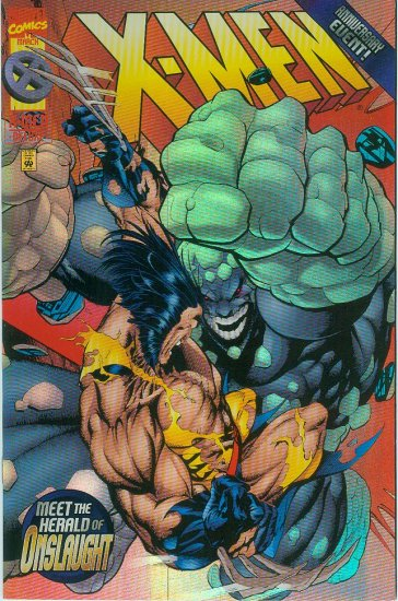X-MEN #50A HERALD OF ONSLAUGHT 1996 VARIANT