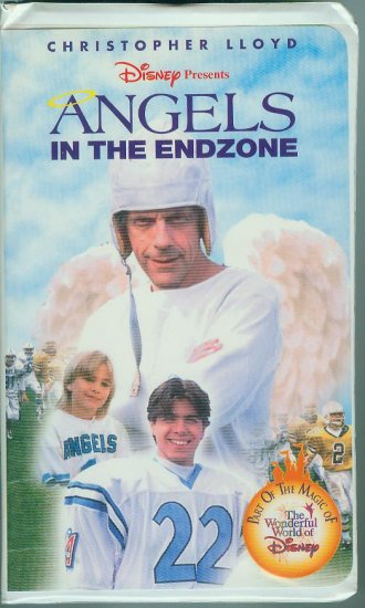 DISNEYS Angels in the EndZone (VHS, 1998)