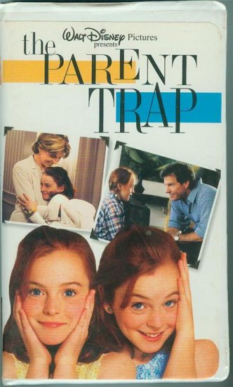 DISNEYS The Parent Trap (VHS, 1998)