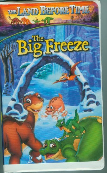 The Land Before Time VIII: The Big Freeze (VHS, 2001)