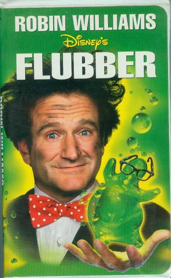 DISNEYS Flubber (VHS, 1998)