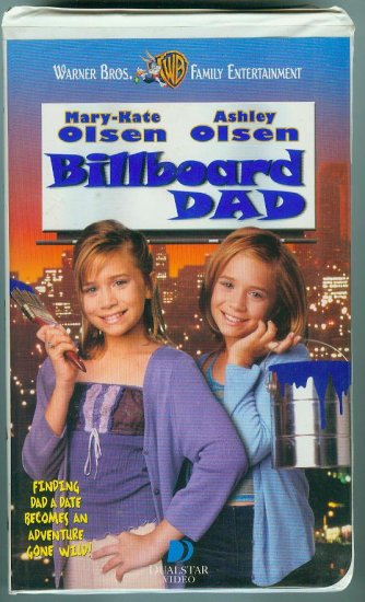 Billboard Dad (VHS, 1998)