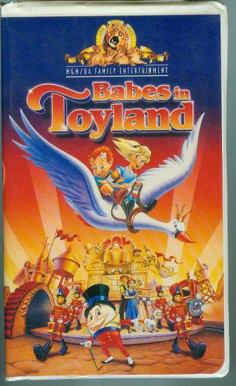 Babes in Toyland (1997, VHS)