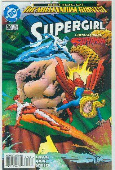 DC COMICS SUPERGIRL #20 (1998)
