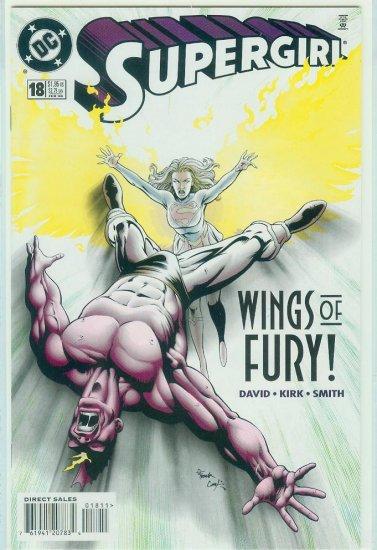 DC COMICS SUPERGIRL #18 (1998)