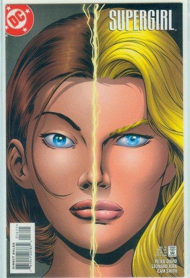DC COMICS SUPERGIRL #16 (1997)