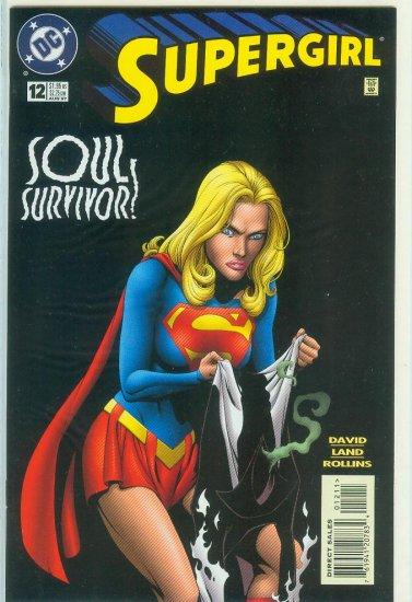 DC COMICS SUPERGIRL #12 (1997)