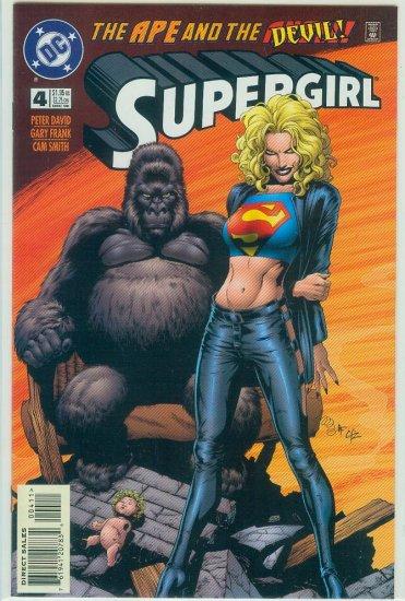 DC COMICS SUPERGIRL #4 (1996)