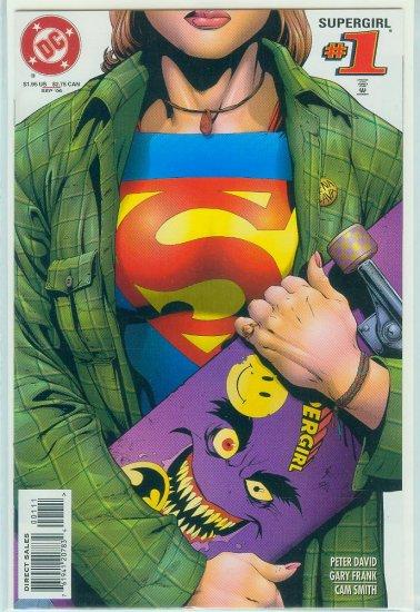 DC COMICS SUPERGIRL #1 (1996)