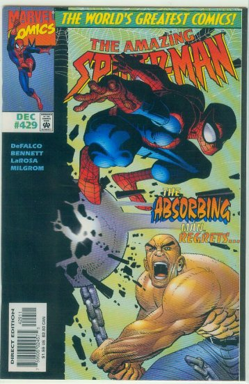 AMAZING SPIDER-MAN #429 (1997)