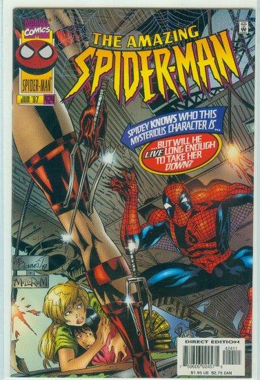 AMAZING SPIDER-MAN #424 (1997)