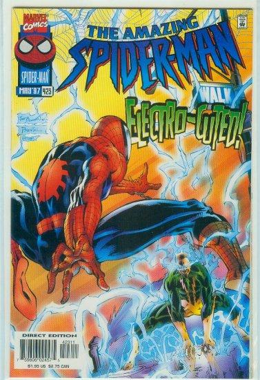 AMAZING SPIDER-MAN #423 (1997)