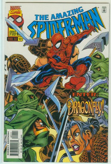 AMAZING SPIDER-MAN #421 (1997)