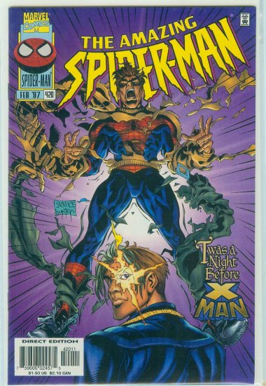 AMAZING SPIDER-MAN #420 (1997)