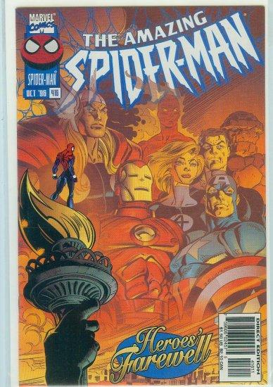 AMAZING SPIDER-MAN #416 (1996)
