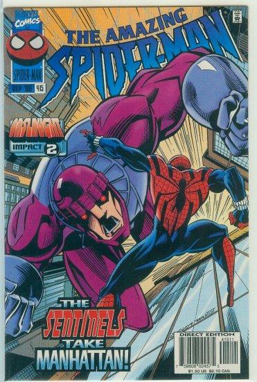 AMAZING SPIDER-MAN #415 (1996)