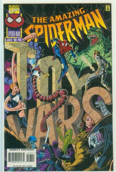 AMAZING SPIDER-MAN #413 (1996)
