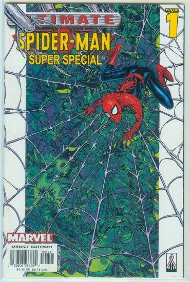 ULTIMATE SPIDER-MAN SUPER SPECIAL #1 (2002)