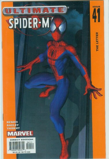 ULTIMATE SPIDER-MAN #41 (2003)