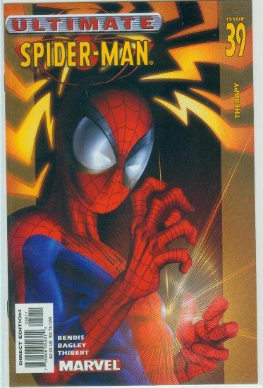 ULTIMATE SPIDER-MAN #39 (2003)