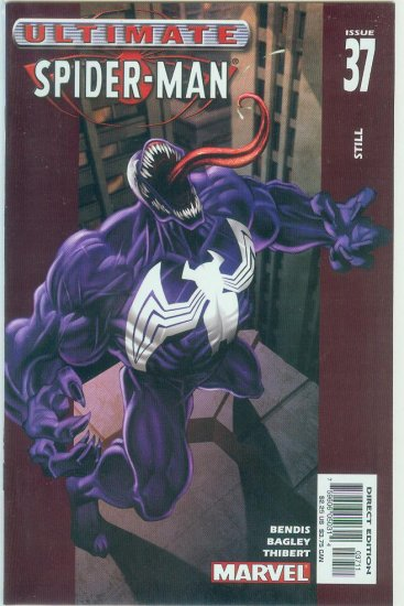 ULTIMATE SPIDER-MAN #37 (2003)