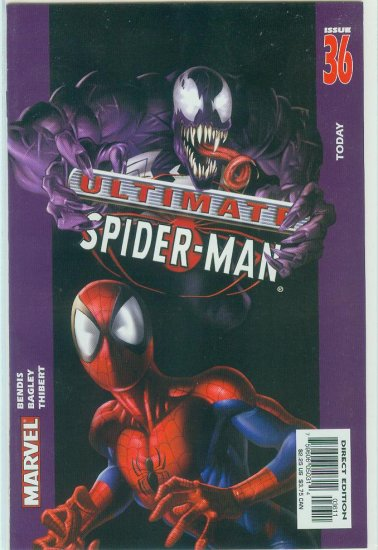 ULTIMATE SPIDER-MAN #36 (2003)