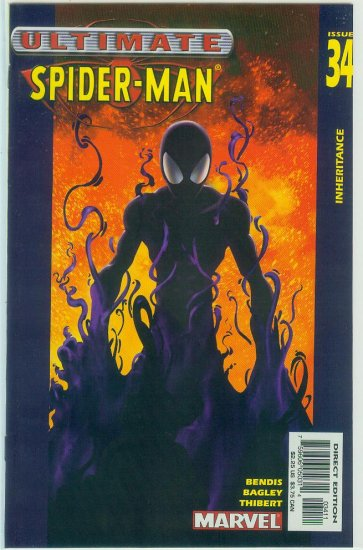 ULTIMATE SPIDER-MAN #34 (2003)