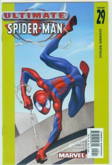 ULTIMATE SPIDER-MAN #29 (2002)