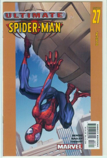 ULTIMATE SPIDER-MAN #27 (2002)