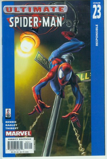 ULTIMATE SPIDER-MAN #23 (2002)
