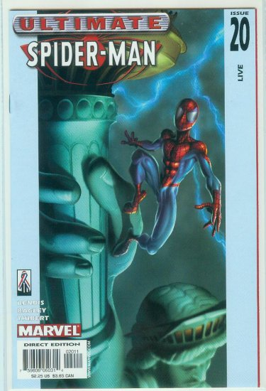 ULTIMATE SPIDER-MAN #20 (2002)