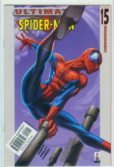 ULTIMATE SPIDER-MAN #15 (2002)