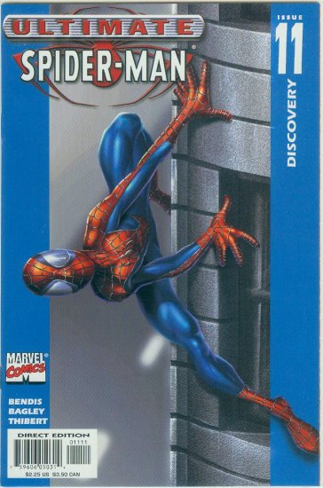 ULTIMATE  SPIDER-MAN #11 (2001)