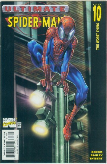 ULTIMATE  SPIDER-MAN #10 (2001)