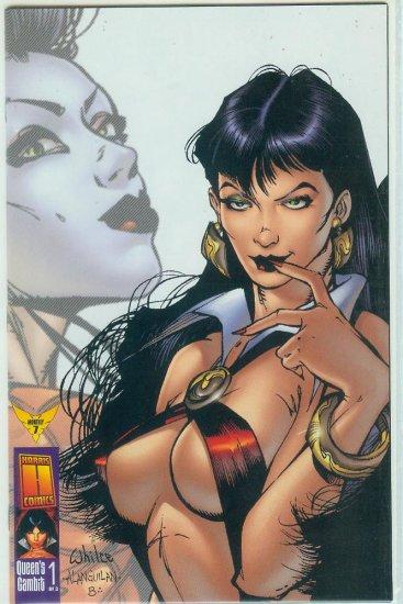 HARRIS COMICS VAMPIRELLA #7 (1997)